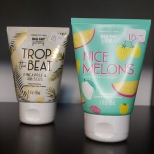 Peefectly posh Trop the Beat and Nice Melons bfyh